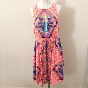 Mara Hoffman Orange neon Dress